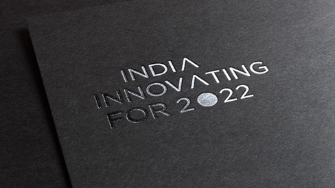 India Innovating for 2022
