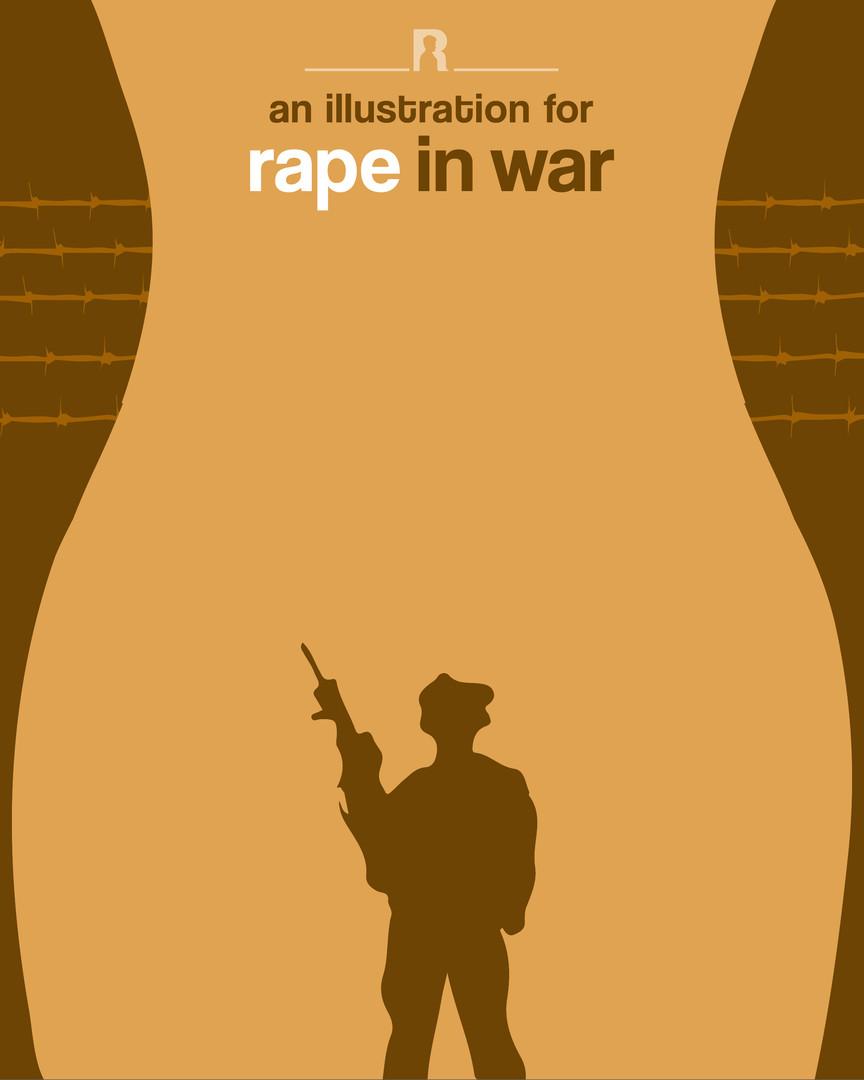 War and rape