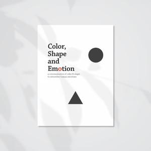 • Colour Shape and Emotion