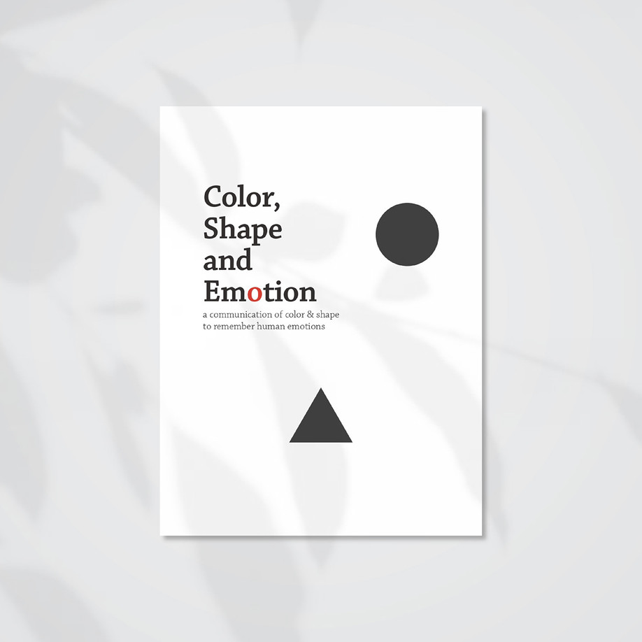 Color, Shape and Emotion