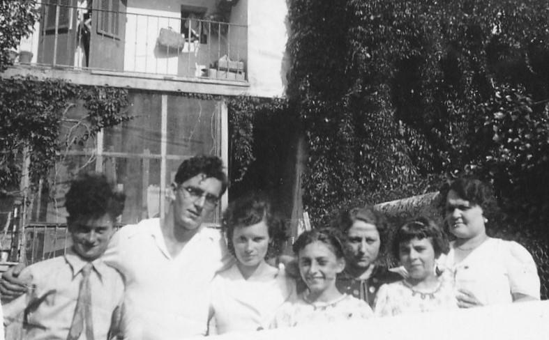 noces Bruno et Raymonde 1938