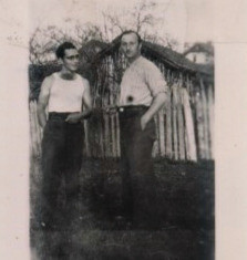 Bruno et Amador Stalag XVIIIC