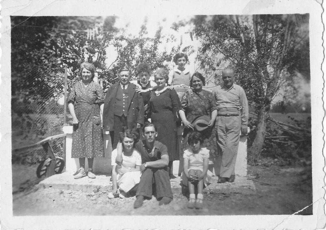 Famille Arienti Joncquières