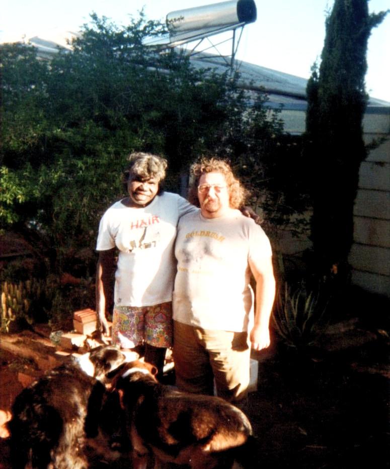 13 Doris Gingingara & Danny Rey