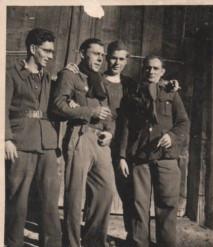 Bruno et les KG 1943 Tyrol