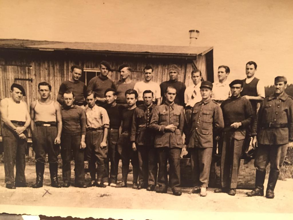 Septembre 1941 Kommando Wörgl