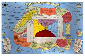 Pourquoi Sahul, l'Australie, la Méganésie et Nonestica se ressemblent ?
