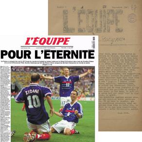 L'ÉQUIPE, genèse du journal sportif le plus populaire de France