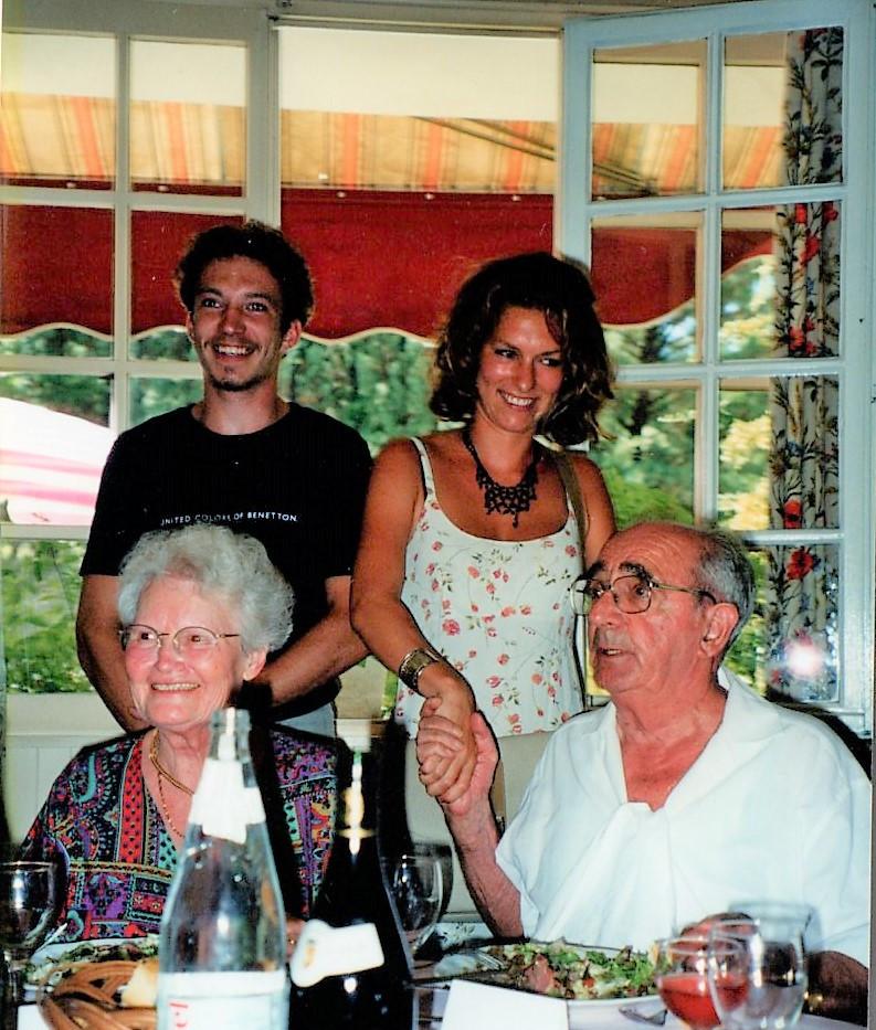 SOLSTICE 40 : Bruno Arienti Raymonde Ann-Julie Nicolas
