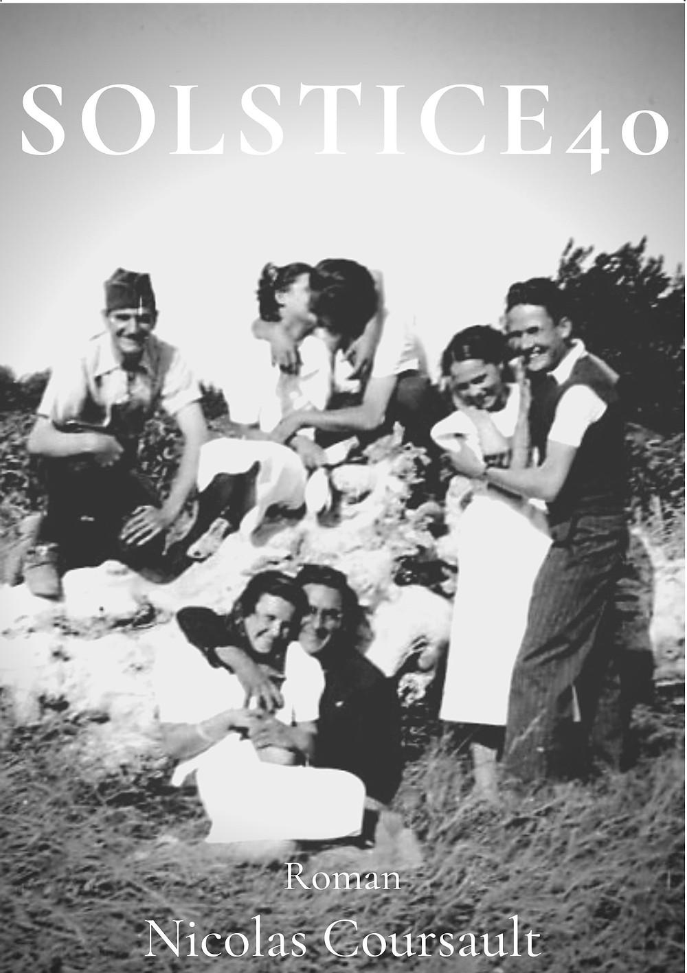 Roman sur les prisonniers de guerre et les immigrés italiens