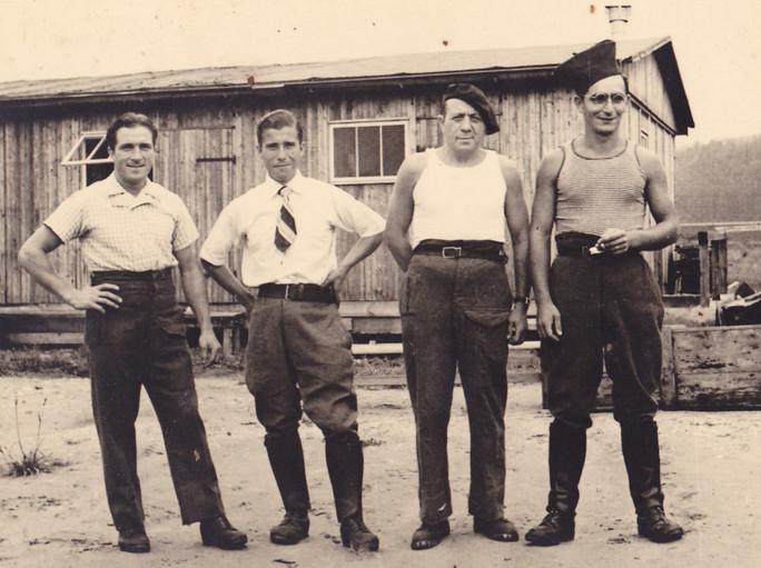 Août 1941 Kommando Wörgl