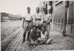 1941 Stalag XVIIIC Markt Pongau