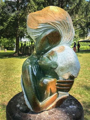La sculpture Shona