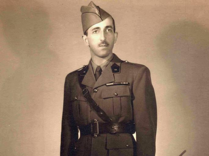 Lieutenant Henri Méhu