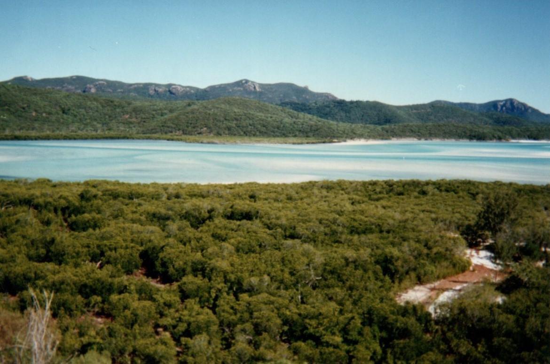 2 Whitsunday island