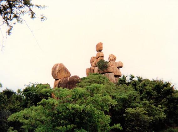 41 colline des esprits tombe de Cecil Rh