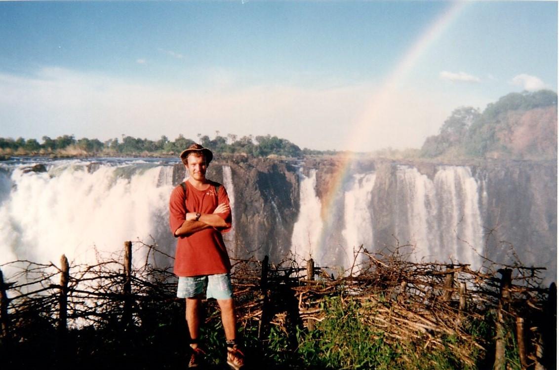33 Rainbow Victoria Falls