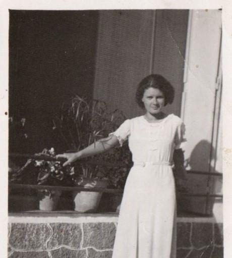 Raymonde Arienti 1935