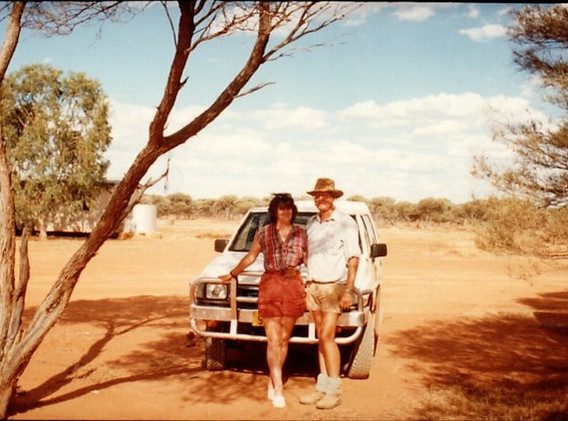 25 David & Lesley-Jane Campbell Mount Ma