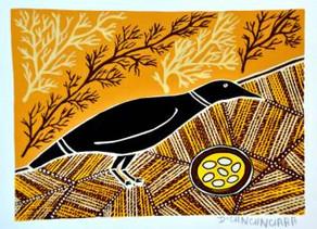 Doris Gingingara (1946-1999), artiste majeure de l'art aborigène