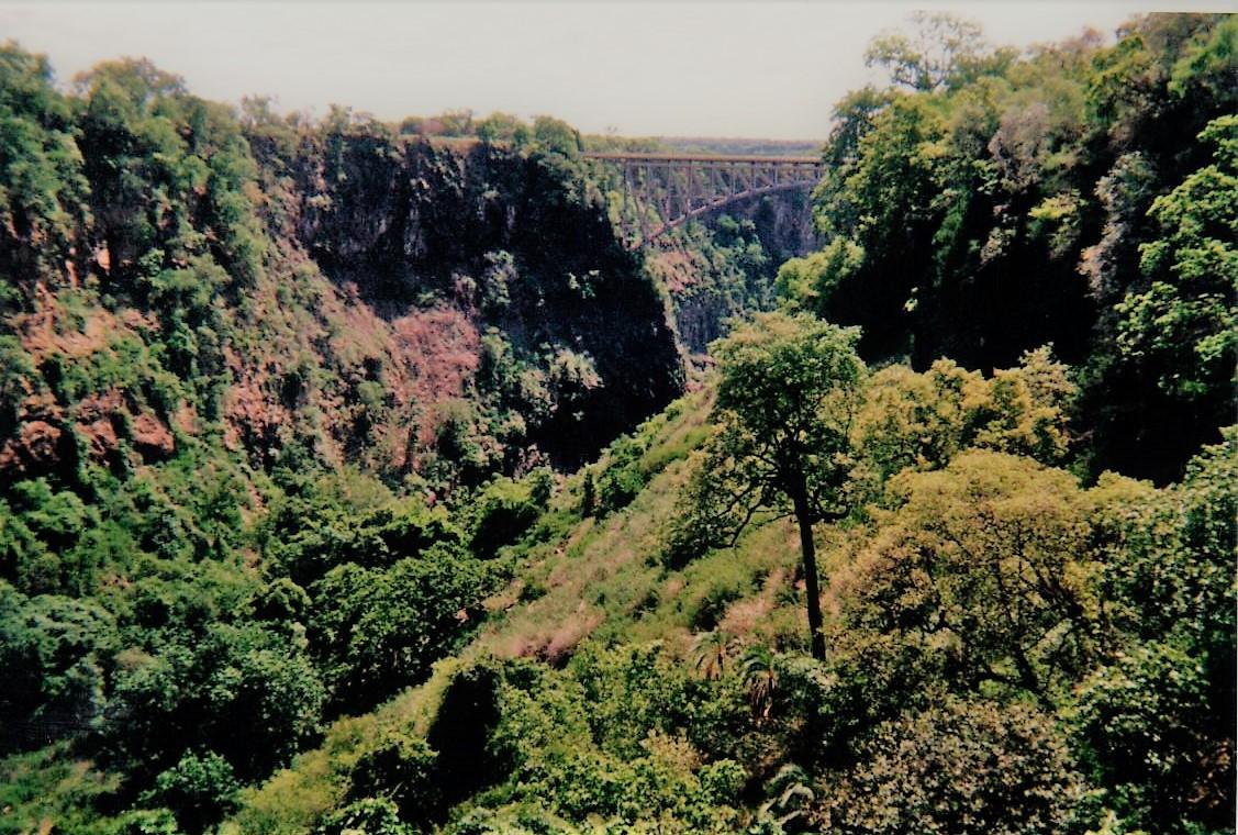 36 Pont de Victoria Falls