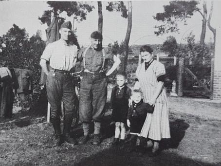 Les femmes allemandes et les prisonniers de guerre