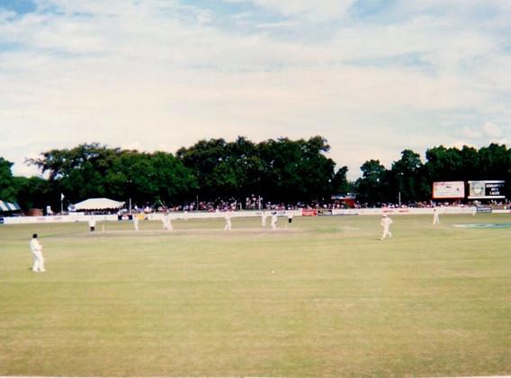 44 England Zimbabwe cricket 1996