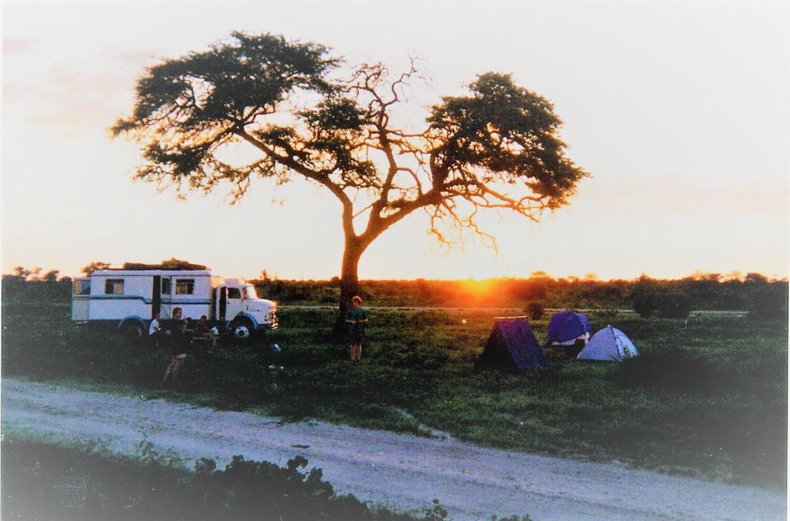 30 campement nord Botswana