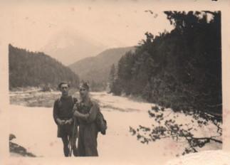 1943 Tyrol Stalag XVIIIC