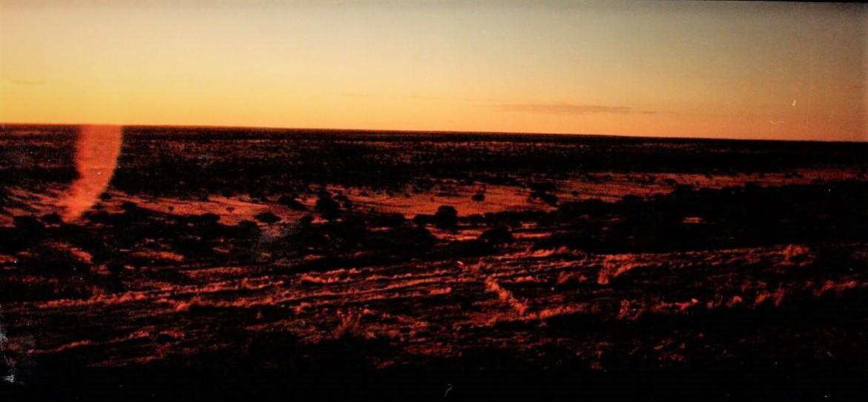 27 Crépuscule Wogarno Hill