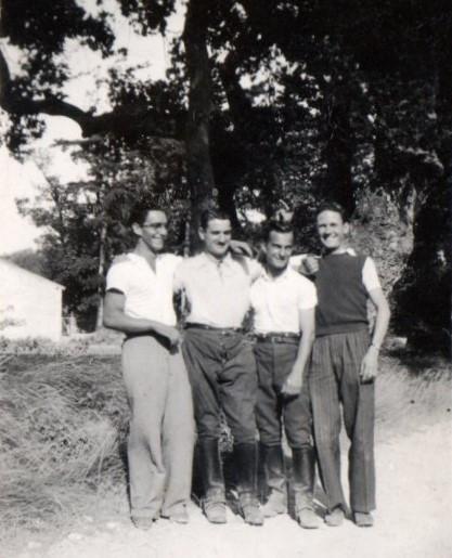 Bruno et ses copains