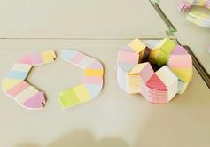 和菓子飾り物制作