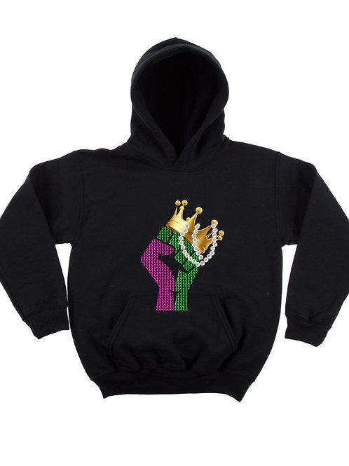 """""""Royal Justice - Kamala"""" Adult Hoodie"""