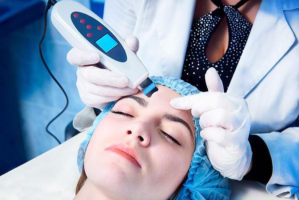 Ultrasound Scrubber for Ad. Facial Tr_