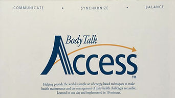 What is BodyTalk Access?