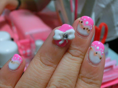 """Manicure: It's time to """"dress up"""" your nails with Niu Nails!"""