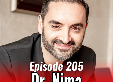 205: Become Trigger Proof with Dr. Nima Rahmany