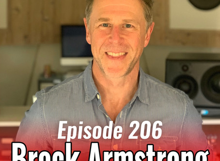 206: Mindful Fitness with Brock Armstrong