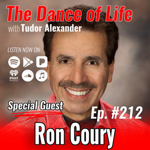 212: The Power of Tenacity with Ron Coury