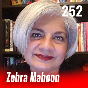 252: The Law of Attraction with Zehra Mahoon