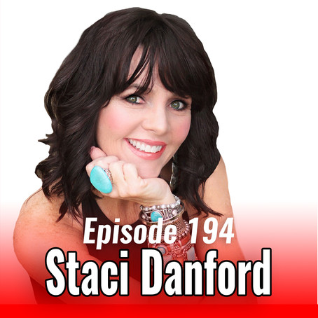 194: The Science & Benefits of Gratitude with Staci Danford