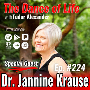 224: Stress, The Gut & Your Health with Dr. Jannine Krause
