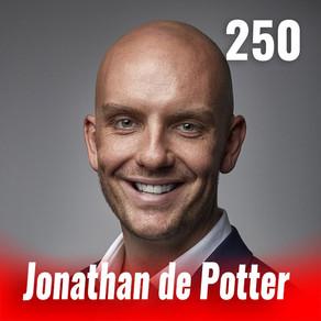 250: Consciousness & Plant Medicine with Jonathan de Potter