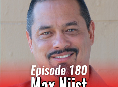 180: Addiction, Recovery & Fearless Happyness with Max Nijst