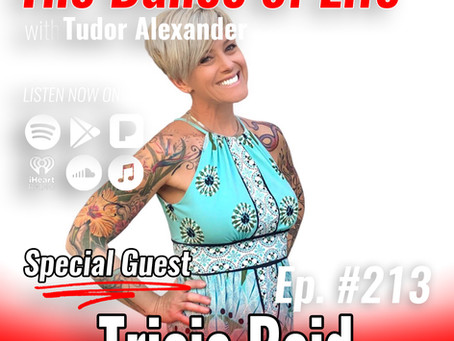 213: Biohacking, Chakras and Transformation with Tricia Reid