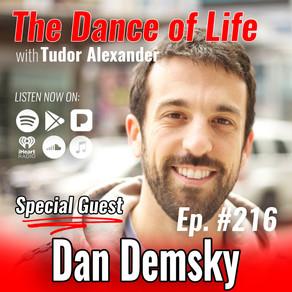 216: Crowdfunding, Entrepreneurship & Travel with Dan Demsky