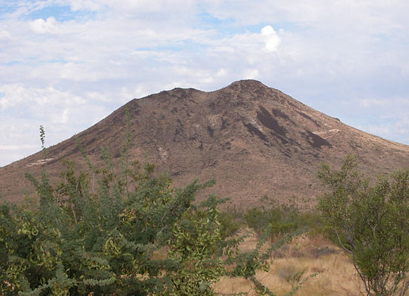 5 Acres - 30 mins from Kingman - Hillside property - 254-13-056A
