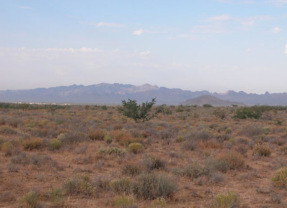 5 Acres - 30 miles from Kingman - 254-13-045