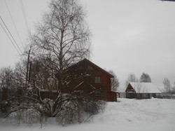 Дом и русская баня