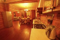Вид из кухни